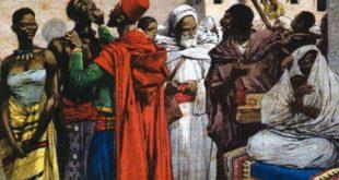 استعباد المغاربة